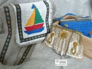 А за весной и лето — новые сумочки ждут вас!. Ярмарка Мастеров - ручная работа, handmade.