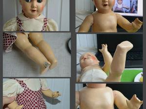 Ремонт и реставрация кукол и игрушек. Ярмарка Мастеров - ручная работа, handmade.