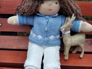 Распродажа вальдорфских кукол от1500 руб. Ярмарка Мастеров - ручная работа, handmade.