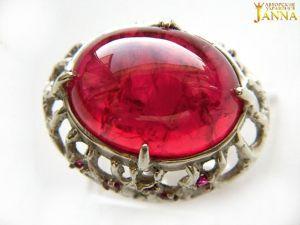 Рубин.  «Пламя и миражи»  кольцо с природным рубином. Ярмарка Мастеров - ручная работа, handmade.