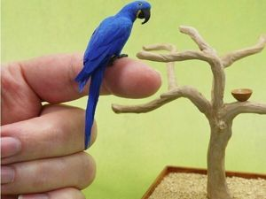 Миниатюрные скульптуры Керри Паюти. Ярмарка Мастеров - ручная работа, handmade.