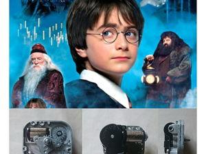 Музыкальный механизм. Гарри Поттер. Ярмарка Мастеров - ручная работа, handmade.