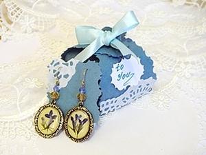 Бонбоньерка-подарочная коробочка (упаковка украшений, подарков). Ярмарка Мастеров - ручная работа, handmade.
