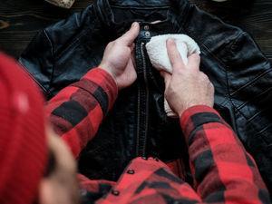 10 советов по уходу за кожаной курткой. Ярмарка Мастеров - ручная работа, handmade.