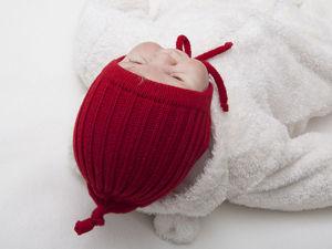 Шапочки детские на весну и осень. Анатомически правильные. Ярмарка Мастеров - ручная работа, handmade.