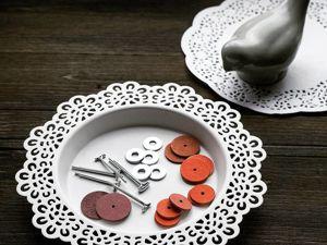 Будни Теддиста Неро N1: организация работы со шплинтами. Ярмарка Мастеров - ручная работа, handmade.