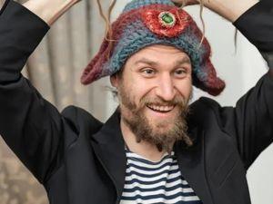 Парадная шляпа. Ярмарка Мастеров - ручная работа, handmade.