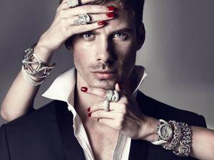 Мода на мужские украшения: дань тренду или хорошо забытая старая традиция?. Ярмарка Мастеров - ручная работа, handmade.