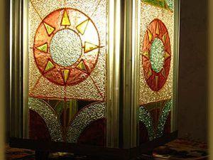 Обновляем светильник. Ярмарка Мастеров - ручная работа, handmade.