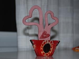 Сладкие сердечки из мастики. Ярмарка Мастеров - ручная работа, handmade.