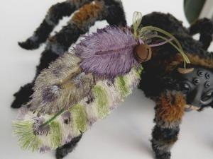 Оперяемся! Мастер-класс по созданию текстильных перьев. Ярмарка Мастеров - ручная работа, handmade.