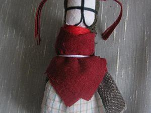Украинская народная кукла. Ярмарка Мастеров - ручная работа, handmade.