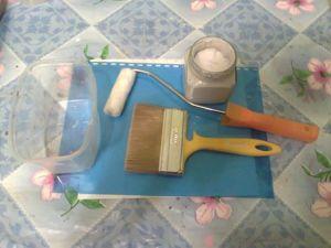 Техники работы с меловой краской. Часть1: контрастное окрашивание темной поверхности в белый цвет. Ярмарка Мастеров - ручная работа, handmade.