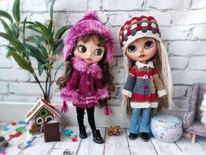 Распродажа на теплую одежду для кукол Блайз. Ярмарка Мастеров - ручная работа, handmade.