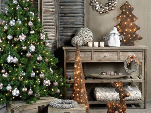 33 Ideas for New Year in the Rustic Style. Livemaster - handmade