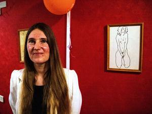 Открытие выставки Женщина Рисует Женщин. Ярмарка Мастеров - ручная работа, handmade.