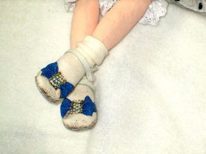 Завтра выйдет новая куколка. Встречайте. Ярмарка Мастеров - ручная работа, handmade.
