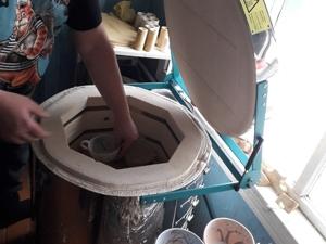 Знакомьтесь, печь!. Ярмарка Мастеров - ручная работа, handmade.