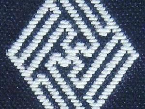 Основные мотивы вышивки когин. Ярмарка Мастеров - ручная работа, handmade.
