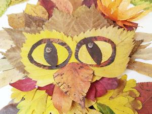 Осенние поделки Часть 1: сушим листья правильно. Ярмарка Мастеров - ручная работа, handmade.