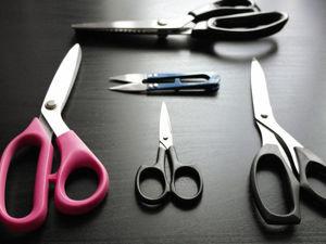 Про инструменты. Ножницы. Ярмарка Мастеров - ручная работа, handmade.