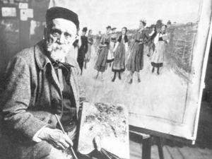 Albert Anker — национальный художник Швейцарии. Жизнь и творчество. Ярмарка Мастеров - ручная работа, handmade.