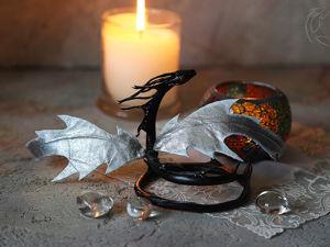 Последняя декабрьская Хранительница ждет своего человека. Ярмарка Мастеров - ручная работа, handmade.