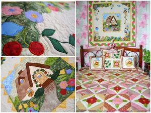 Лоскутное шитье в интерьере — пэчворк покрывала, пэчворк пледы, пэчворк одеяла — в спальню и в детскую, на диван и на кровать, для взрослых и детей. Ярмарка Мастеров - ручная работа, handmade.