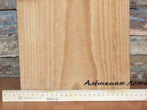 Новый материал большого формата. Твёрдые лиственные породы. Ярмарка Мастеров - ручная работа, handmade.