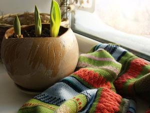 Яркие весенние шарфики!. Ярмарка Мастеров - ручная работа, handmade.