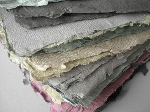 Видео мастер-класс: как изготовить волоконную бумагу для декорирования войлока. Ярмарка Мастеров - ручная работа, handmade.