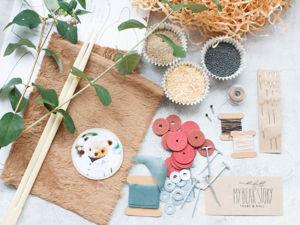 Новые наборы для шитья тедди. Ярмарка Мастеров - ручная работа, handmade.
