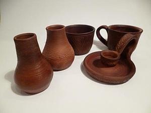 Молочный обжиг керамики. Ярмарка Мастеров - ручная работа, handmade.