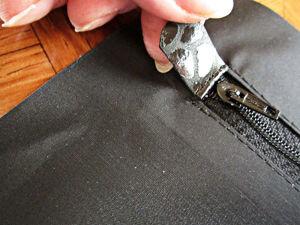 Обрабатываем карманы на молнии в подкладке сумки. Ярмарка Мастеров - ручная работа, handmade.