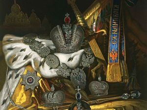 Шедевры ювелирного дела — короны Российской империи. Ярмарка Мастеров - ручная работа, handmade.