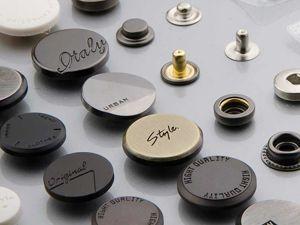 Кнопки для одежды. Какие они бывают. Ярмарка Мастеров - ручная работа, handmade.