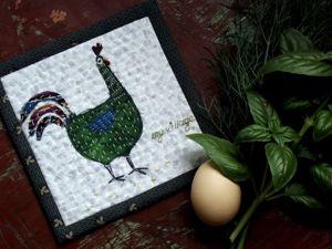 Порассуждаем на тему кухонного текстиля. Ярмарка Мастеров - ручная работа, handmade.