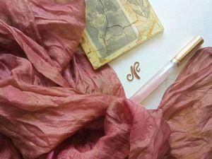 Шёлк это женственность. Почему? Размышления мастера. Ярмарка Мастеров - ручная работа, handmade.