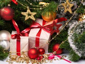 Выбираем новогодний подарок. Материальный или нематериальный?. Ярмарка Мастеров - ручная работа, handmade.