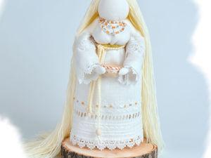 Авторская кукла «Любовь». Ярмарка Мастеров - ручная работа, handmade.