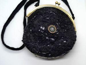 Плавающие скидки на маленькие круглые сумочки. Ярмарка Мастеров - ручная работа, handmade.