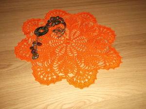 Скидка на оранжевый цвет 20%. Ярмарка Мастеров - ручная работа, handmade.