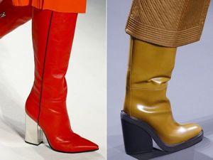 Модные сапоги, которыми нас порадуют весной 2017. Ярмарка Мастеров - ручная работа, handmade.