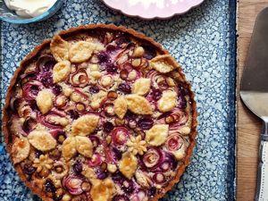 Вы точно захотите испечь что-нибудь, когда увидите эти пироги! Удивительная выпечка от Джули Джонс. Ярмарка Мастеров - ручная работа, handmade.