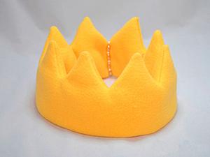 Шьем корону для маленькой принцессы. Ярмарка Мастеров - ручная работа, handmade.
