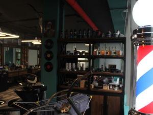 Атмосферный барбершоп с нуля. Ярмарка Мастеров - ручная работа, handmade.