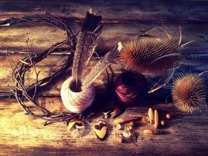 Как я делаю ловцы снов. Ярмарка Мастеров - ручная работа, handmade.