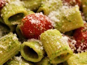 Итальянская кухня. Паста с песто из руколы. Ярмарка Мастеров - ручная работа, handmade.