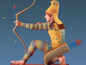 Когда скульптуры были цветными. Ярмарка Мастеров - ручная работа, handmade.