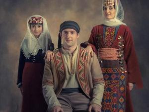 Как украшают армянский национальный костюм? Мужской тараз. Ярмарка Мастеров - ручная работа, handmade.